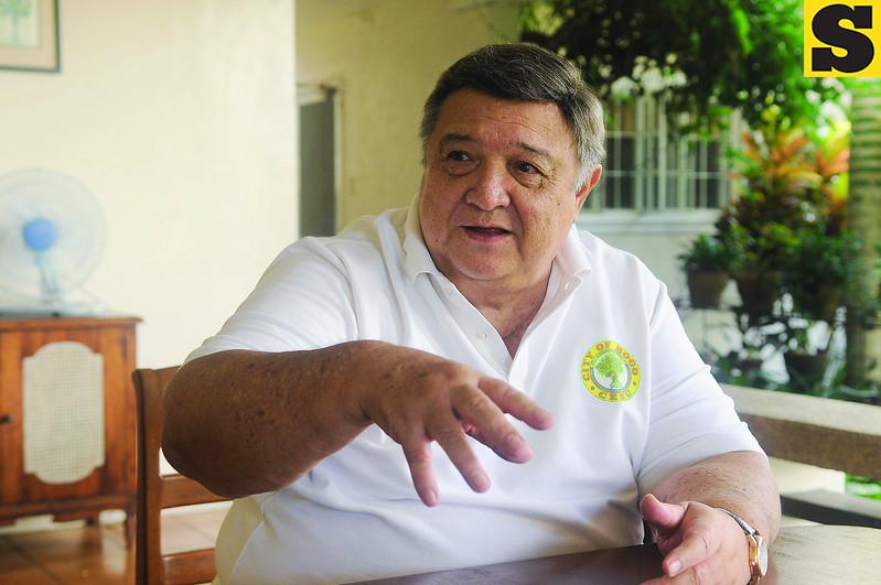 "Bogo City Mayor Celestino ""Junie"" Martinez Jr."