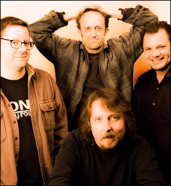 RoughWork Band