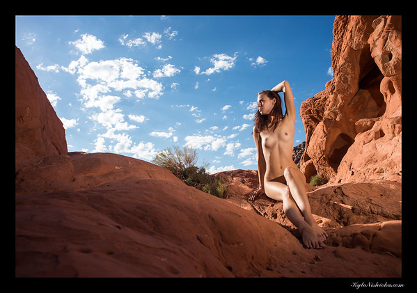 Jessica - Red Rock
