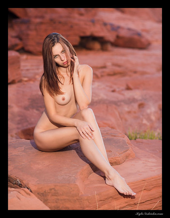 Jessica - Red Rock
