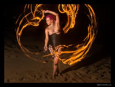 Leah - Fire