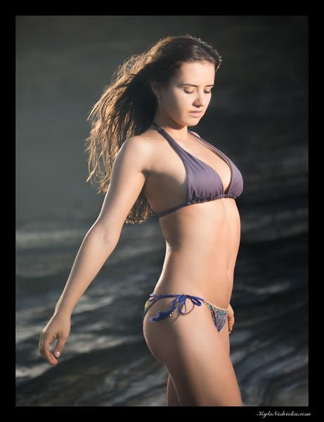 Lily - beach