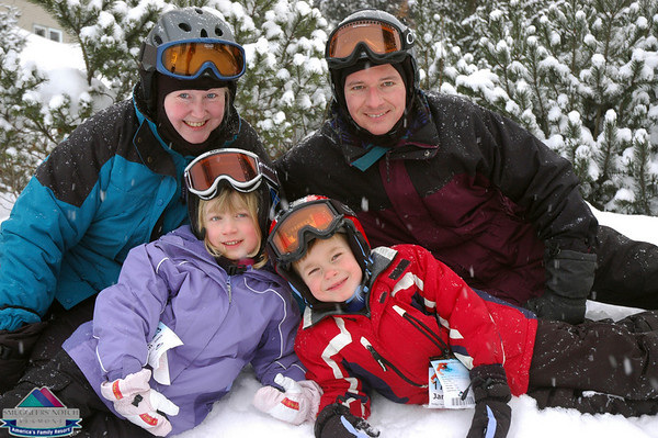 O'Brien Family- Jan.20th-Smugglers' Notch