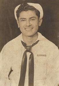 Vidal Espinoza USN WWII