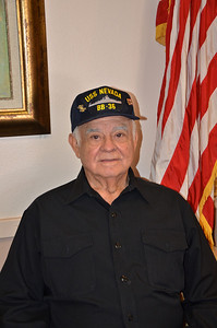 Armand Cruz USN 2013