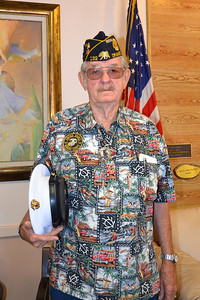 Jack Robinson USMC 2013