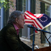 Robert Thurman at Occupy Peace. Kingston,NY