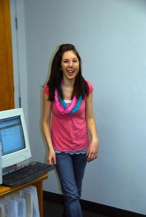 Carlee's Back! April 2008