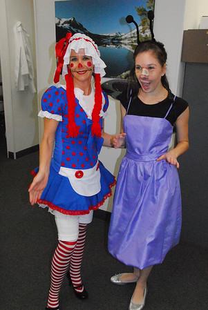 Office Halloween Event 2007