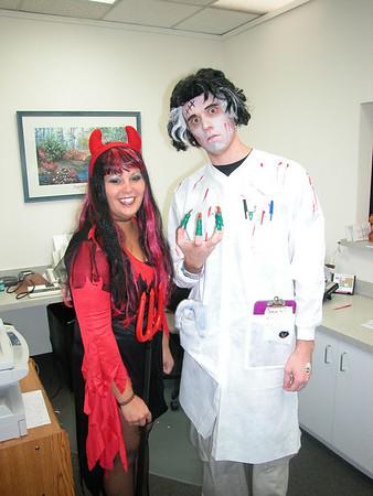 Office Halloween Experience 2005