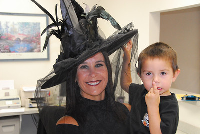 Office Halloween Extravaganza - October 30, 2008