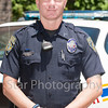 Photo by Brandon Hicks - Patrolman James Deese Elizabethton Police Department