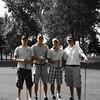 Seth, Jamie, Eric, Kylor