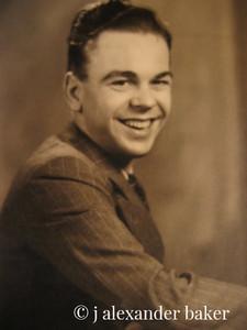 my dad around 1940