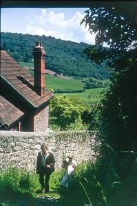 Wye Valley, 1965: Papa and Mama