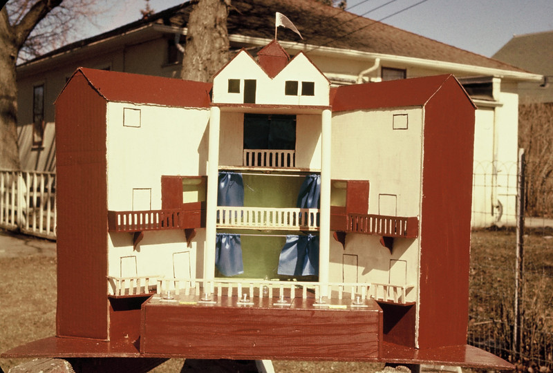 Globe Theater - 10th grade project in Mrs Charlston's English class