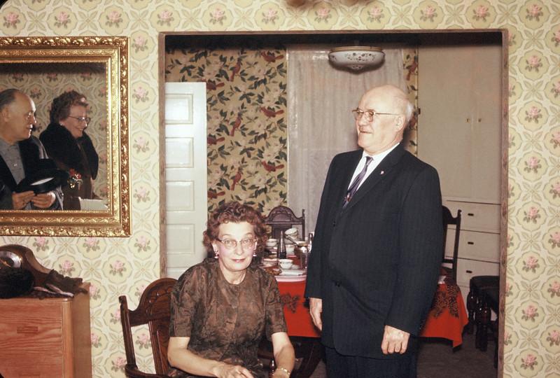 Doris Williams, Rowe Williams