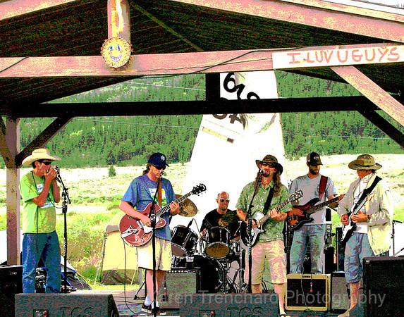 Old Soul, Alma Music Festival, July 2010
