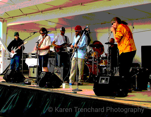 Old Soul, Fairplay Music Festival, July 2009