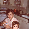 1976 - in Minot kitchen