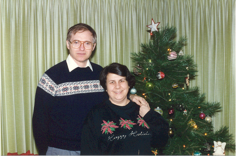 1995 - Christmas Bob Jeanette