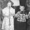 1955 - Christmas photo