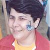 1986 - Jeanette Rensaissance facepaint