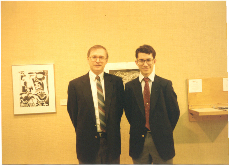 1993 Bob and Scott