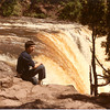 1984 - Albert at Gooseberry Falls