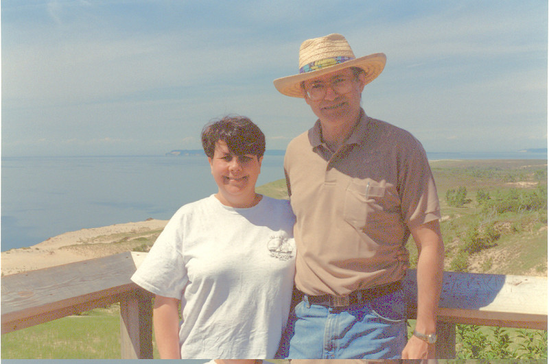 1996 Sleeping Bear Sand Dunes