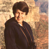 1982 - Jeanette at Grand Canyon