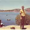 1969 Bob at Parker Canyon Lake