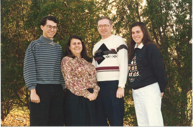 1992 Scott Jeanette Bob Sandee