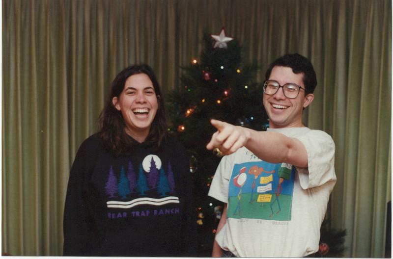 1997 Scott Sandee Christmas