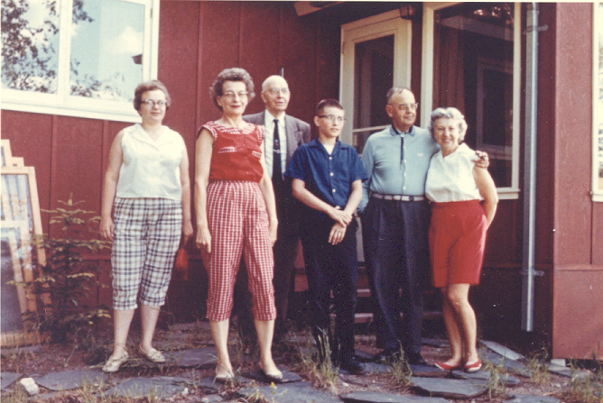 1960 - Pat Doris Will Bob Strattons