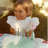 1978 - Sandee 4th birthday
