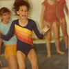 1984 - Sandee at gymnastics