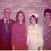 1971 - Bob and Jeanette wedding 5