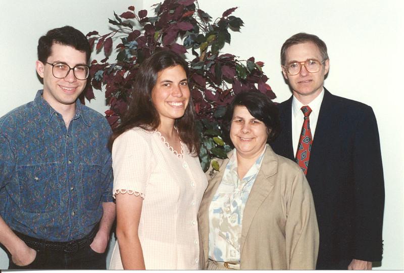 1997 - Sandee graduation