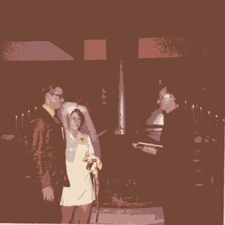 1971 Bob and Jeanette I dos