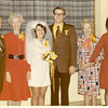 1971 - Bob and Jeanette wedding 3