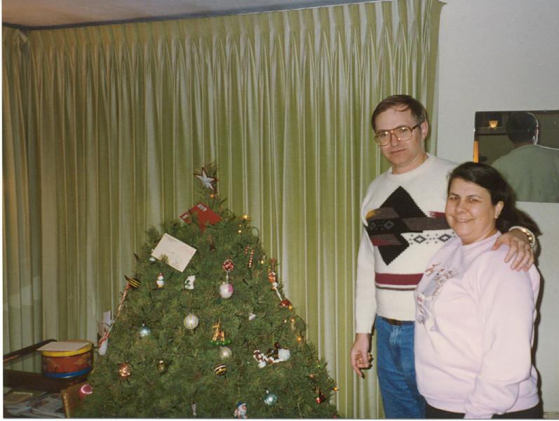 1992 Bob Jeanette Christmas