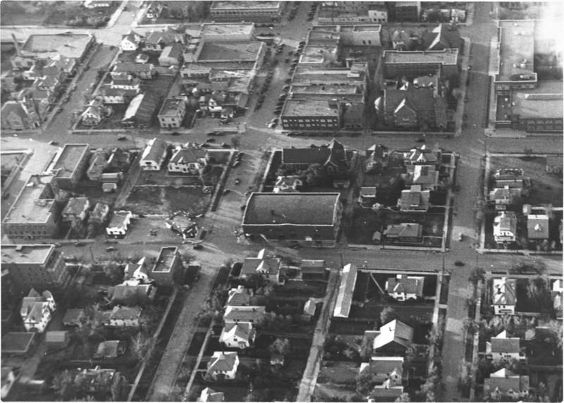 1938 Downtown Minot ND