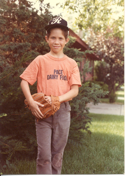 1981 (approx) Scott - baseball