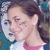 1986 - Sandee Rensaissance facepaint