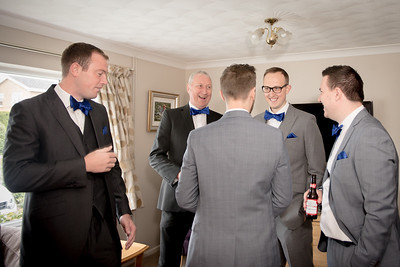 Olly and Charlotte Mills Wedding