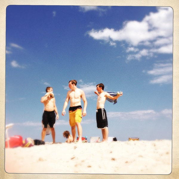 Assateague Island, VA, 2014