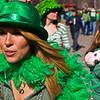 St. Patrick's Day Parade. Albany, NY. 2009