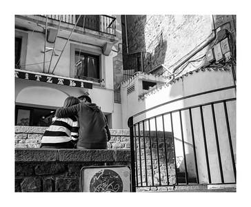 Young Couple, San Sebastián, Spain