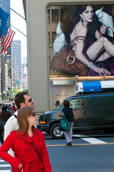 New York City, NY. 2010.